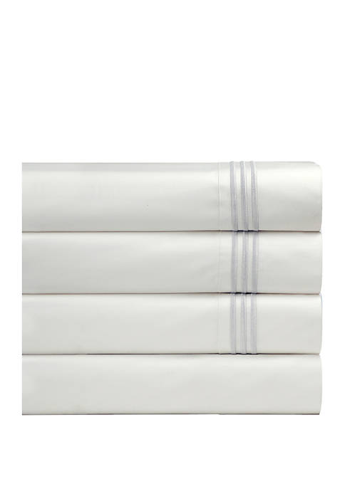 300 Thread Count Embroidered Sheet Set