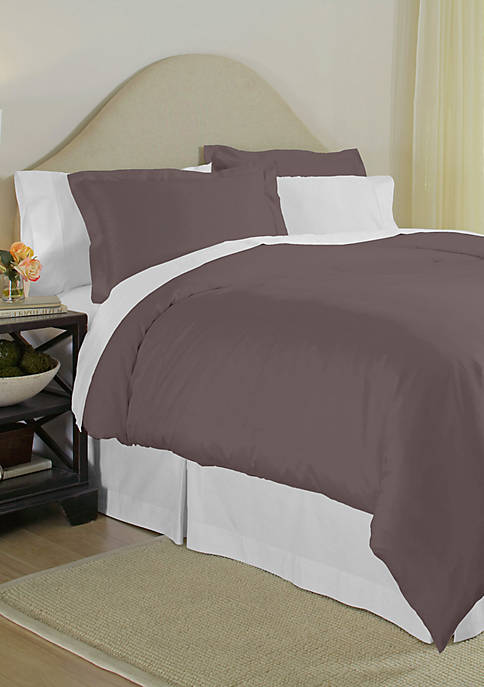 Pointehaven 400 Thread Count Duvet Set