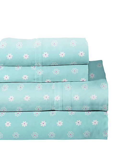 Bedding Butterfly Garden Sheet Set