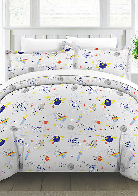 Pointehaven Lullaby Bedding Space Comforter Set