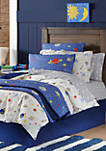 Lullaby Bedding Space Comforter Set