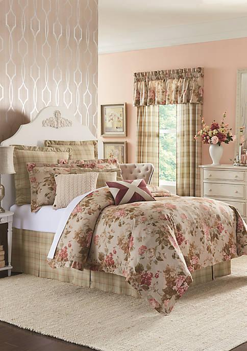 Biltmore® Rosalee Comforter Set