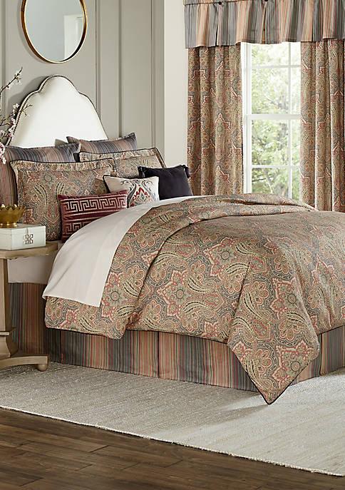 Biltmore® Intaglio Comforter Set