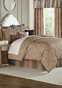 Intaglio Comforter Set