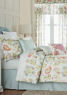 opulent design cream bedding. Biltmore  Primavera Comforter Set Designer Bedding Luxury belk