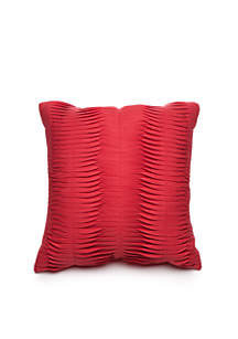 Paloma Pleated Decorative Pillow