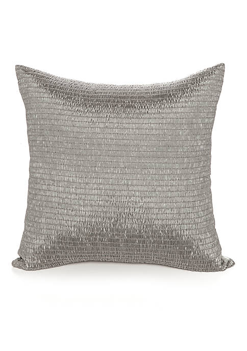 Biltmore® Stuyvesant Silk Decorative Pillow