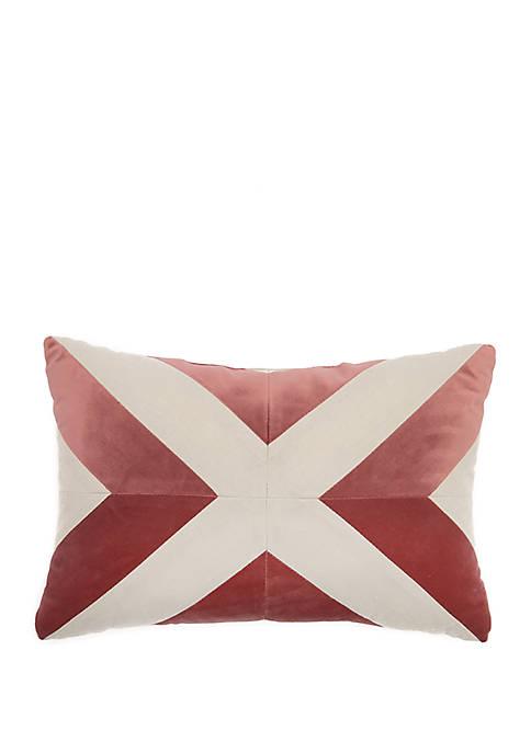 Rosalee Velvet Throw Pillow