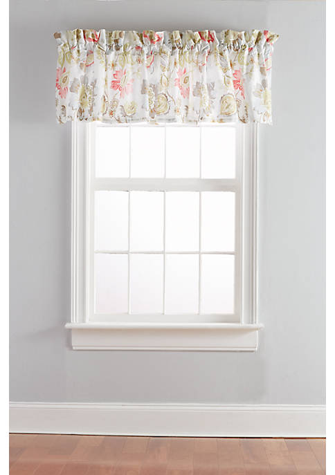 Biltmore® Primavera Window Valance 86-in. x 18-in.
