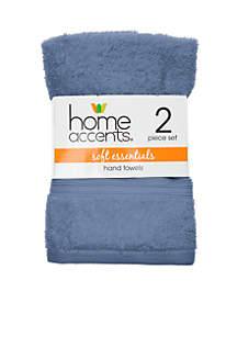 Soft Essentials Hand Towel - Set of 2
