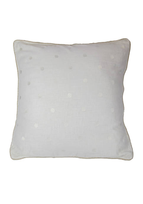 Lenox® Adorn Wheat Euro Sham 26-in. x 26-in.