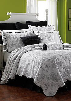 Lenox® Moonlit Garden Quilt Collection