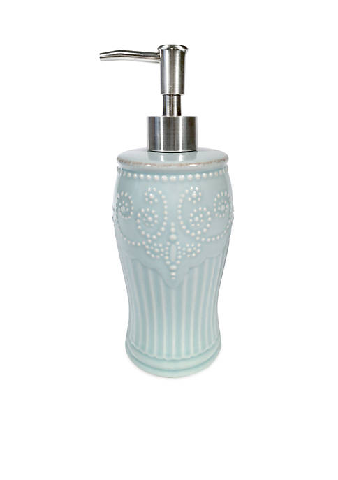 French Perle Groove Lotion Dispenser 1-in.x 3-in. x