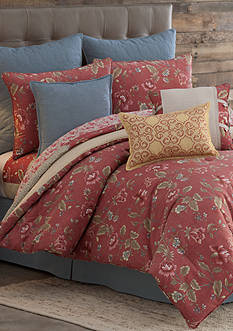 Home Accents® Casual Living Cornelia Reversible Comforter Collection