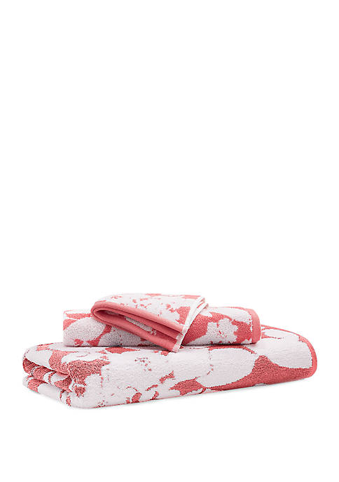 Sanders Floral Bath Towel Collection