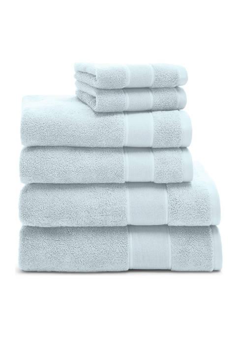 Lauren Ralph Lauren Sanders 6 Piece Towel Set