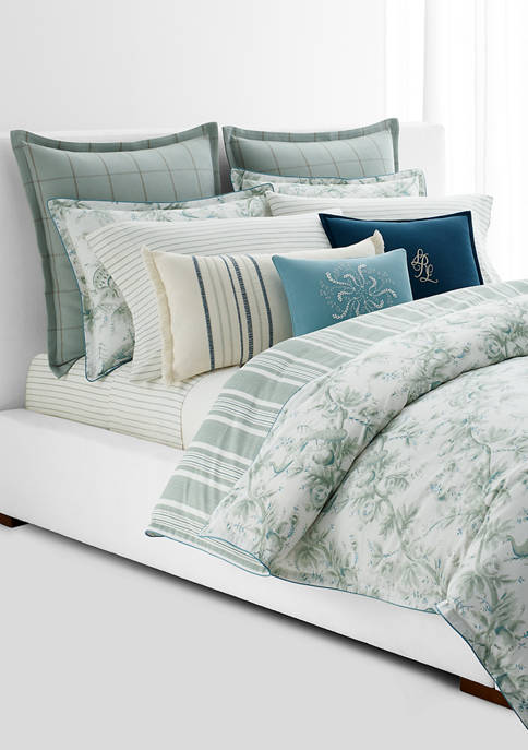 Lauren Ralph Lauren Julianne Toile Comforter Set