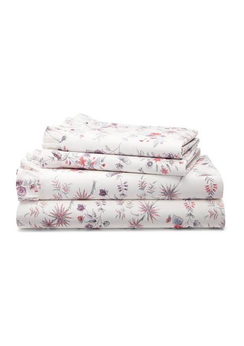 Lauren Ralph Lauren Home Maddie Blossom Sheet Set