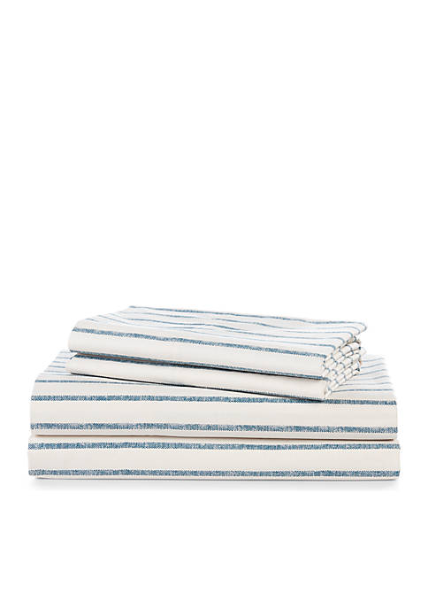 Lauren Ralph Lauren Hanah Striped Sheet Set