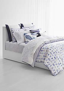 Nora Paisley Comforter Set