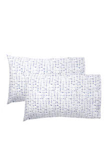 Nora Zig Zag Pillowcase Pair