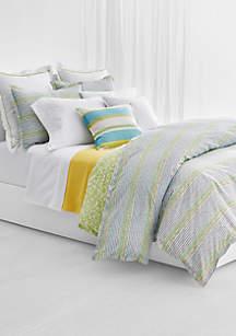 Gemma Stripe Comforter Set