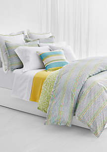 Gemma Stripe Duvet Set