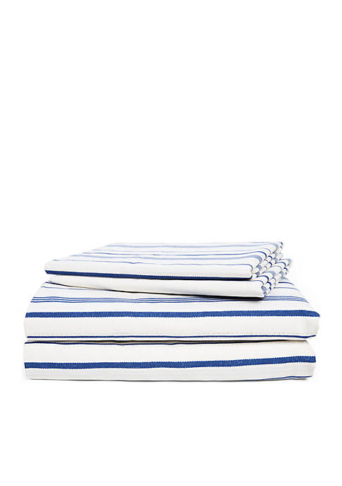 Lauren Ralph Lauren Alexis Striped Sheet Set