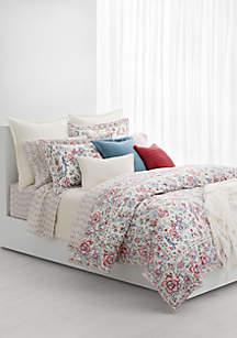 Lucie Floral Comforter Set