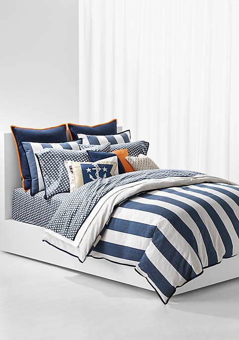 Lauren Ralph Lauren Casey Stripe Comforter Set