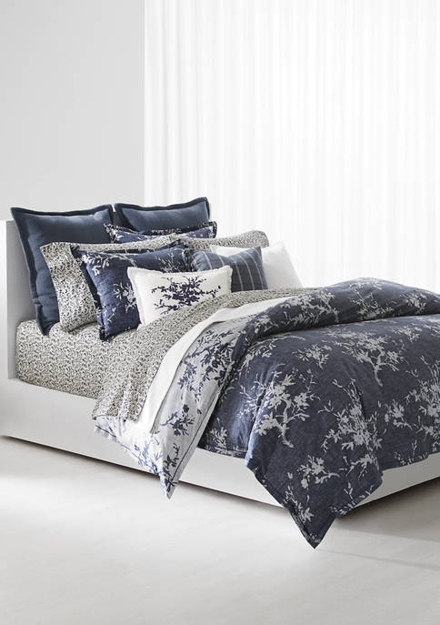 Eva Botanical Comforter Set