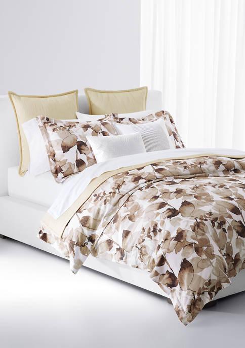 Lauren Ralph Lauren Corrine Tonal Leaf Comforter Set