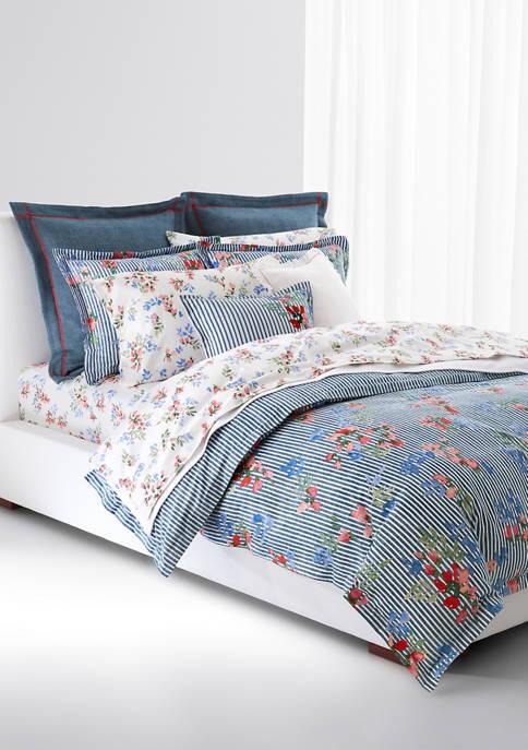 Lauren Ralph Lauren Home Maggie Floral Stripe Comforter