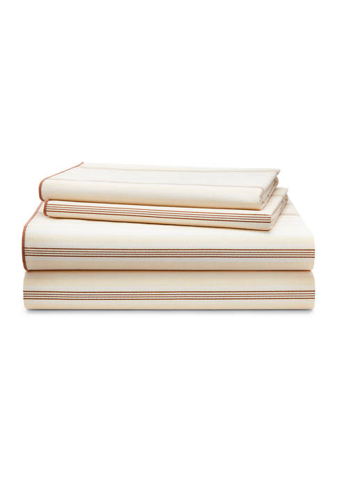 Lauren Ralph Lauren Allie Stripe Sheet Set