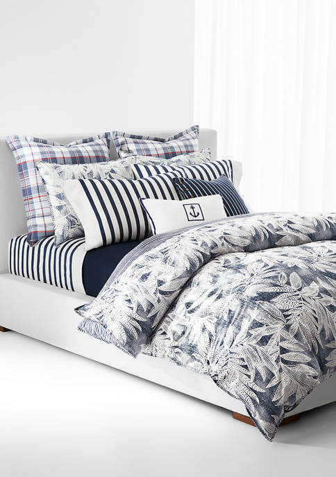 Lauren Ralph Lauren Evan Botanical Palm Comforter Set