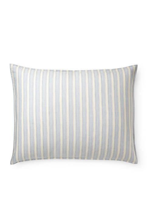 Lauren Ralph Lauren Graydon Bold Stripe Standard Sham