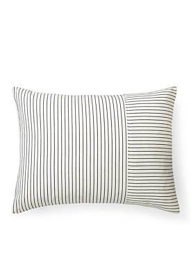 Devon Ticking Stripe Decorative Pillow