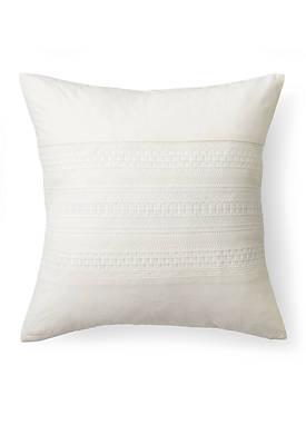 Devon Crochet Decorative Pillow