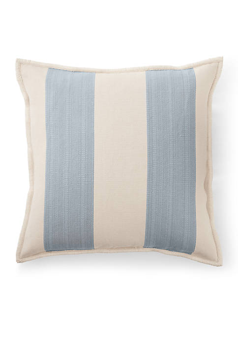 Lauren Ralph Lauren Graydon Ticking Stripe Throw Pillow