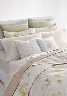 Lakeview Floral Comforter Set