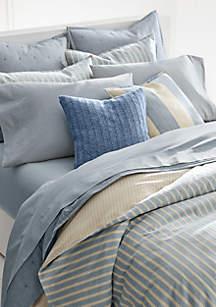 Graydon Bold Stripe Comforter