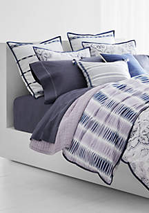 Luna Medallion Duvet Set