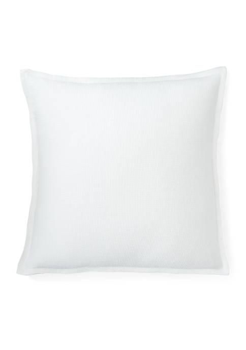 Lauren Ralph Lauren Flora Waffle Decorative Pillow