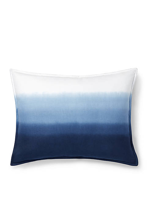 Lauren Ralph Lauren Flora Dip Dye Decorative Pillow