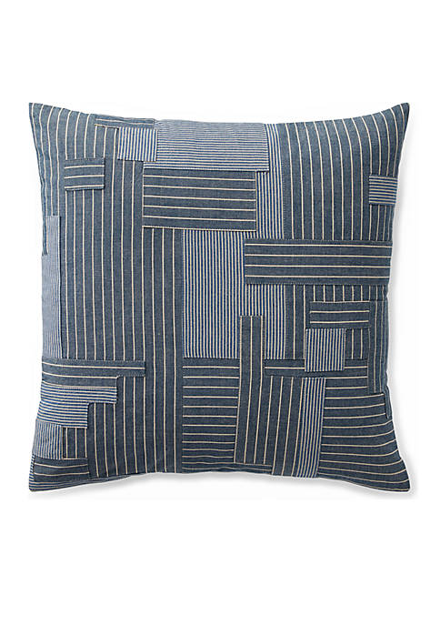 Lauren Ralph Lauren Hanah Patchwork Throw Pillow