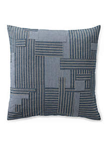 Hanah Patchwork Throw Pillow