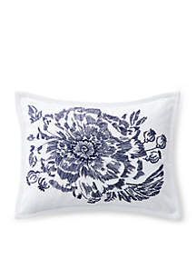 Isadora Embroidered Decorative Pillow