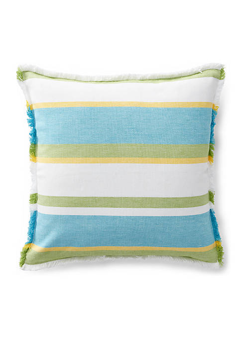 Lauren Ralph Lauren Gemma Stripe Throw Pillow