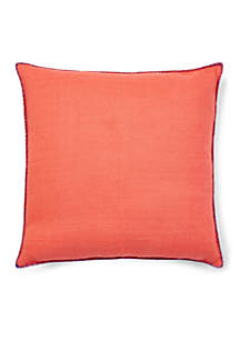 Alexis Linen Throw Pillow