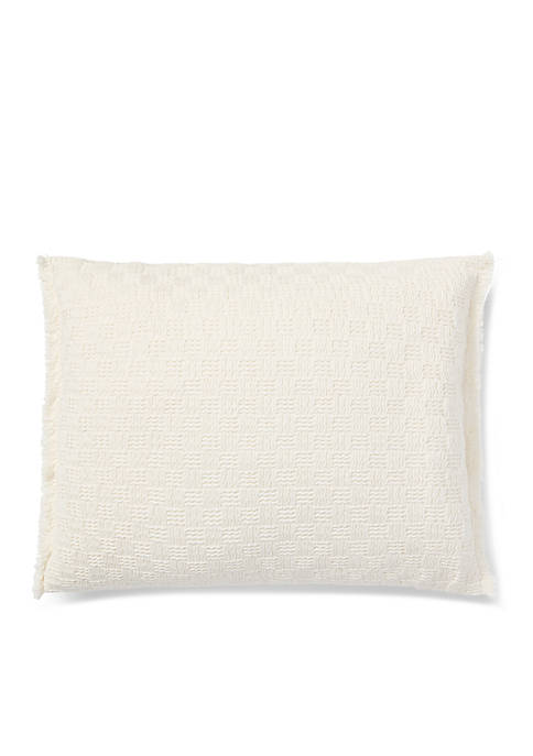 Lauren Ralph Lauren Annalise Textured Throw Pillow
